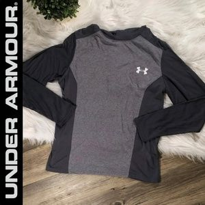 🆕Under Armour Performance Heat Gear Hoodie Sz L